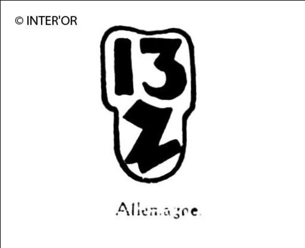 Nombre 13 et z