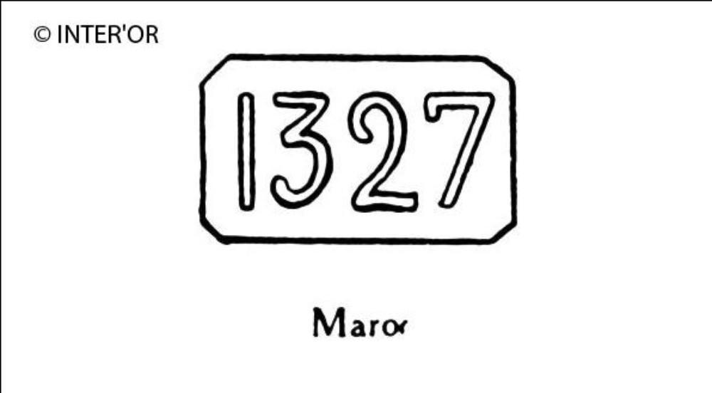 Nombre 1327