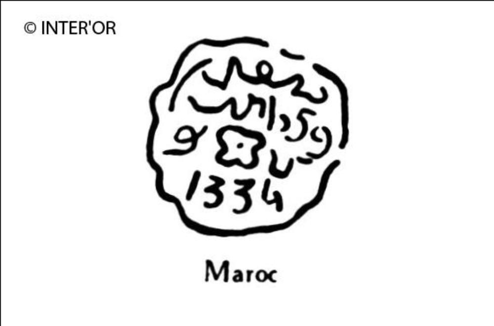 Nombre 1334 et arabesques