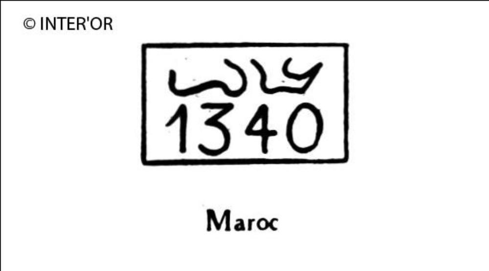 Nombre 1340