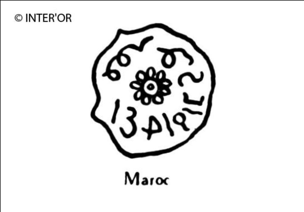 Nombre 1341 entoure d'arabesques