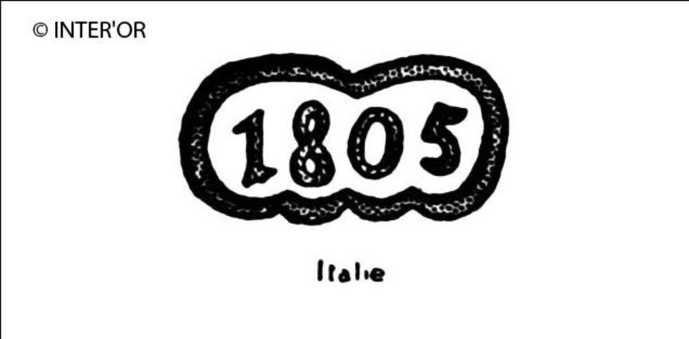 Nombre 1805