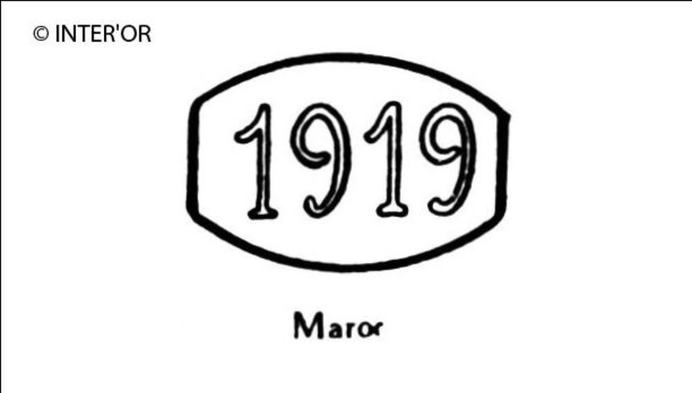 Nombre 1919