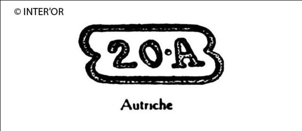 Nombre 20. — lettre a