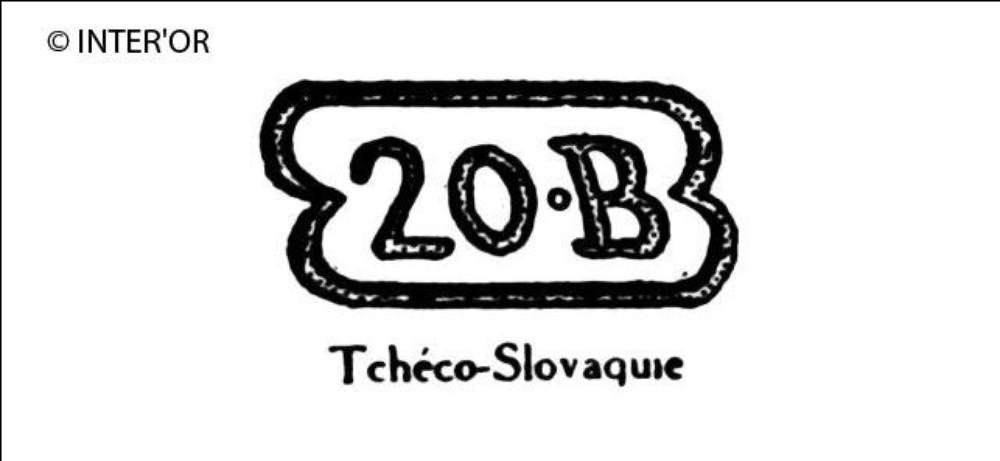 Nombre 20. — lettre b