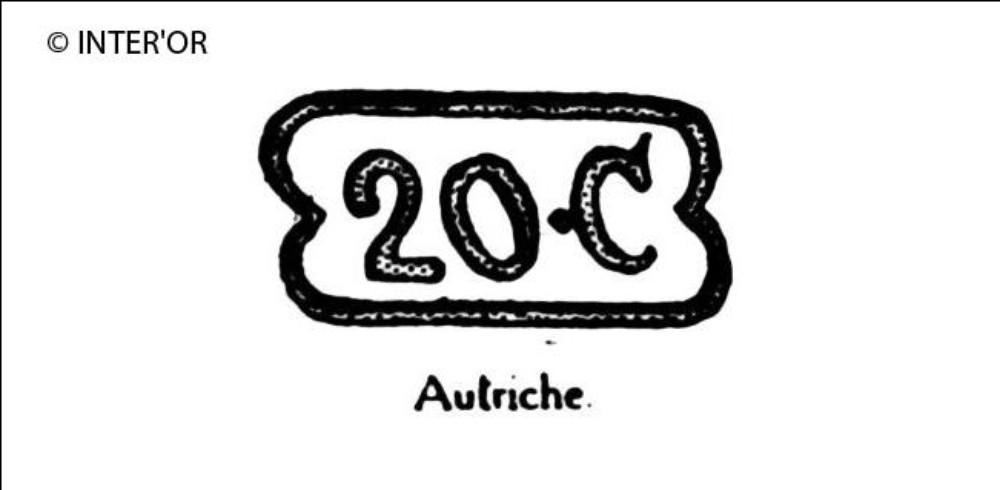 Nombre 20. — lettre c