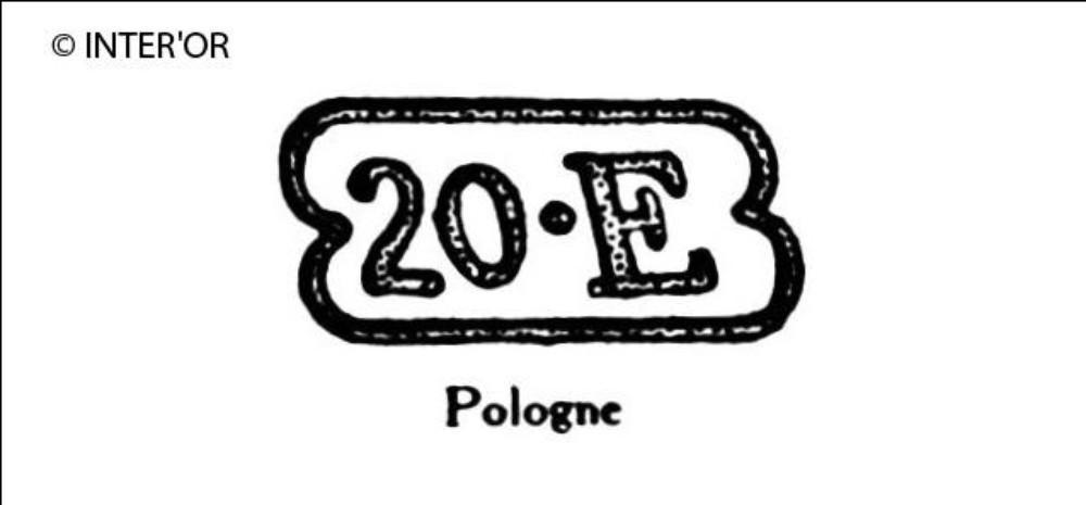 Nombre 20. — lettre e