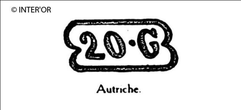 Nombre 20. — lettre g