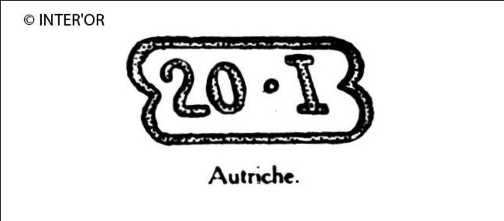 Nombre 20. — lettre i
