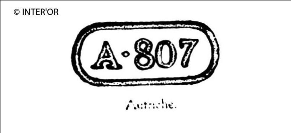Nombre 807. — lettre a