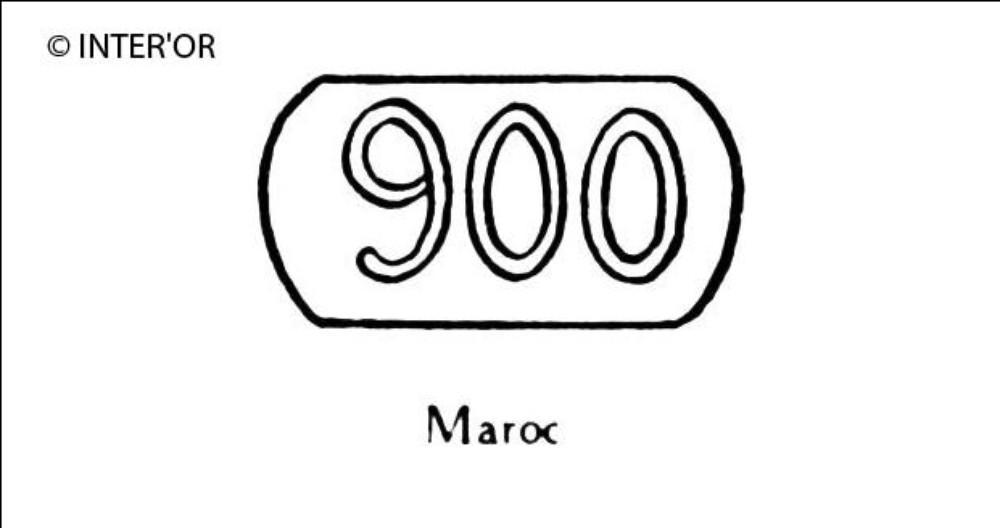 Nombre 900