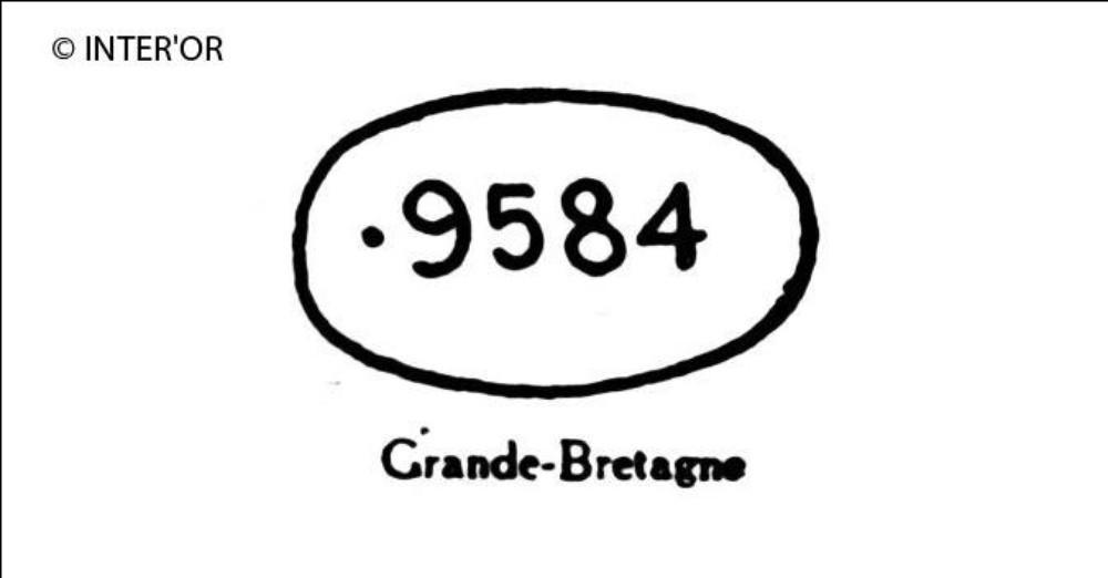 Nombre 9584