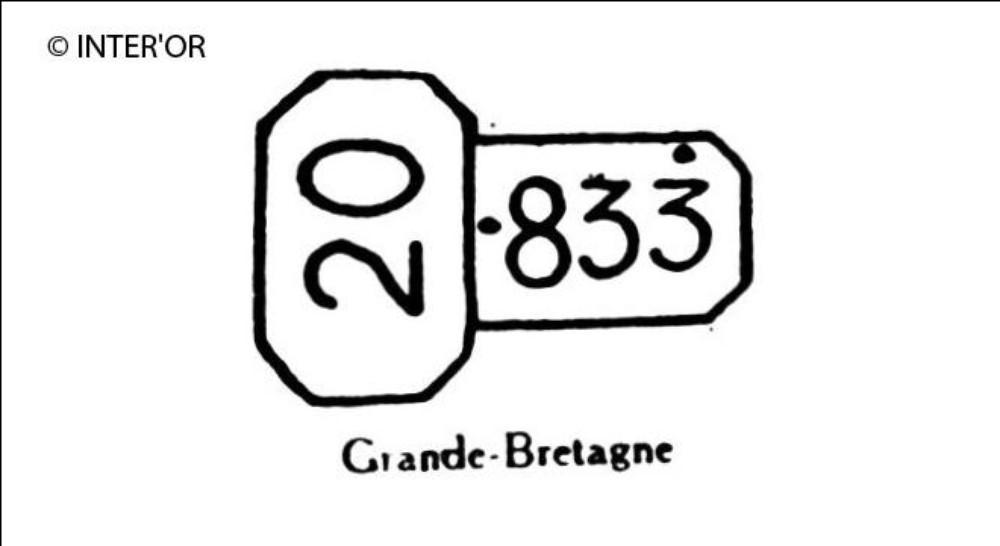 Nombres 20 et 833