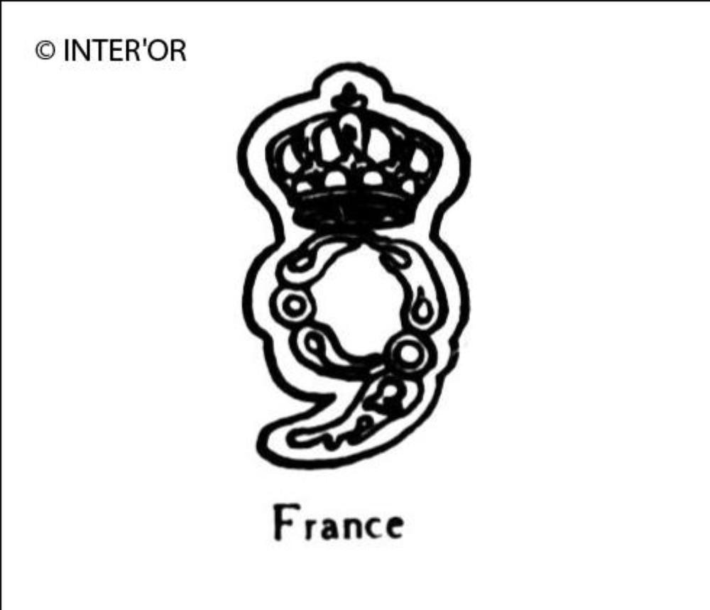 Numero 9 couronne