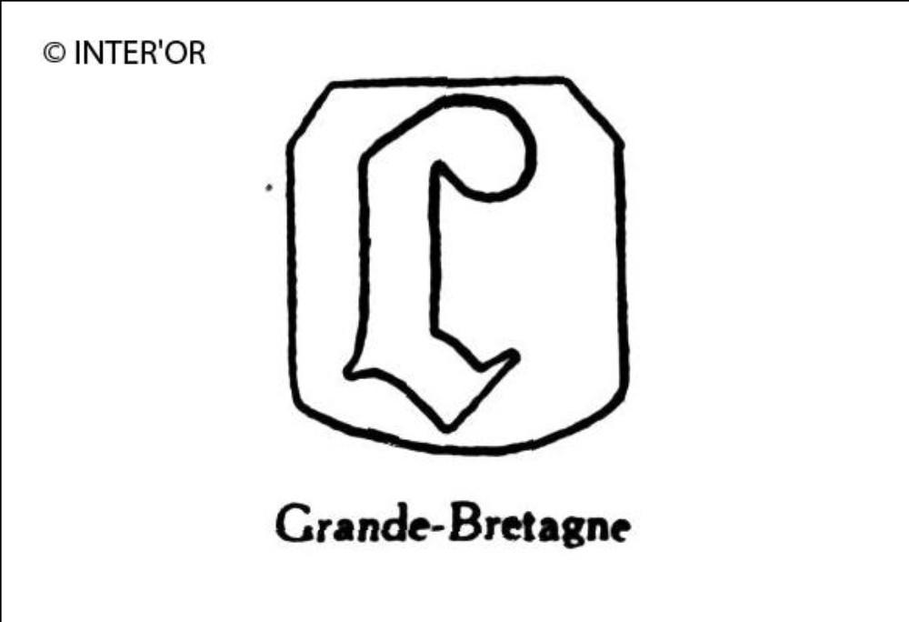 Petite lettre gothique c