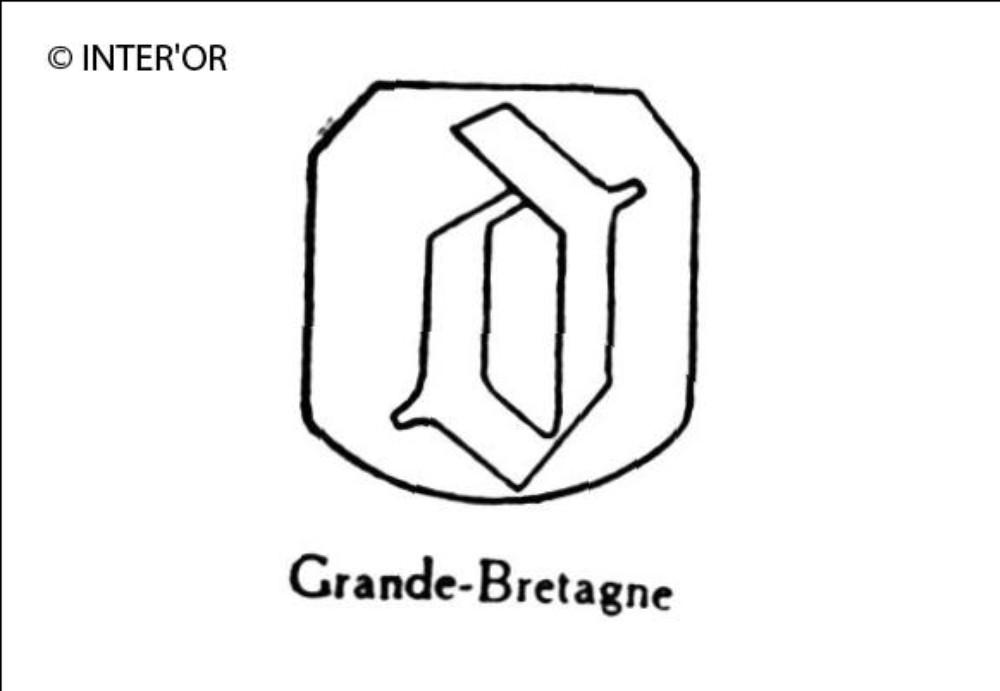 Petite lettre gothique d