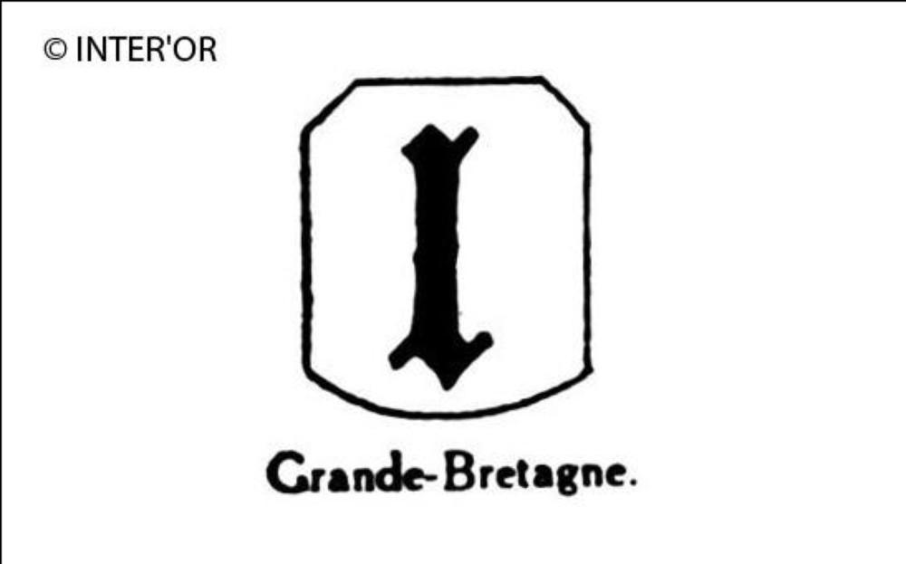 Petite lettre gothique i