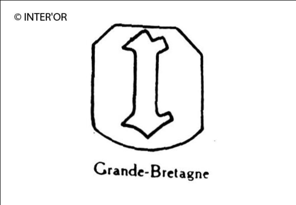 Petite lettre gothique l