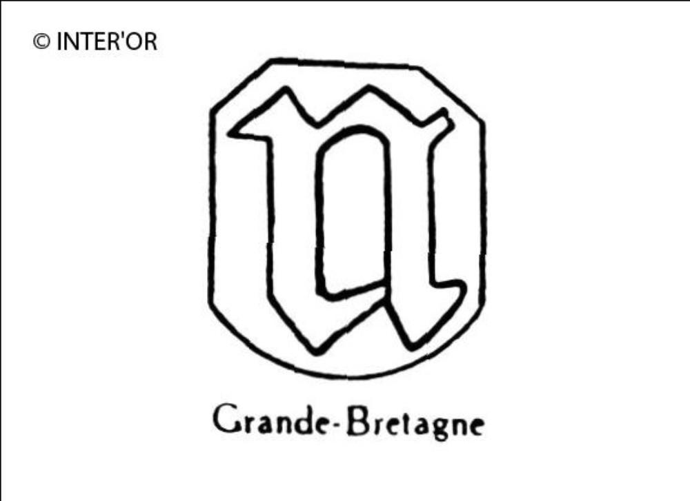 Petite lettre gothique n