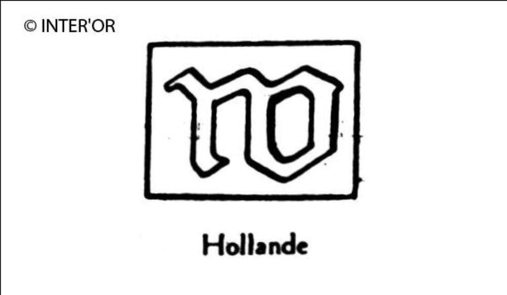 Petite lettre gothique w