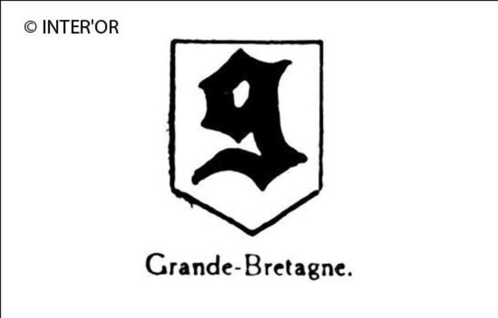 Petite lettre noire g