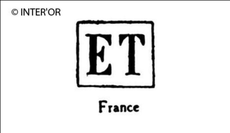 Poincon et (bureau de paris)
