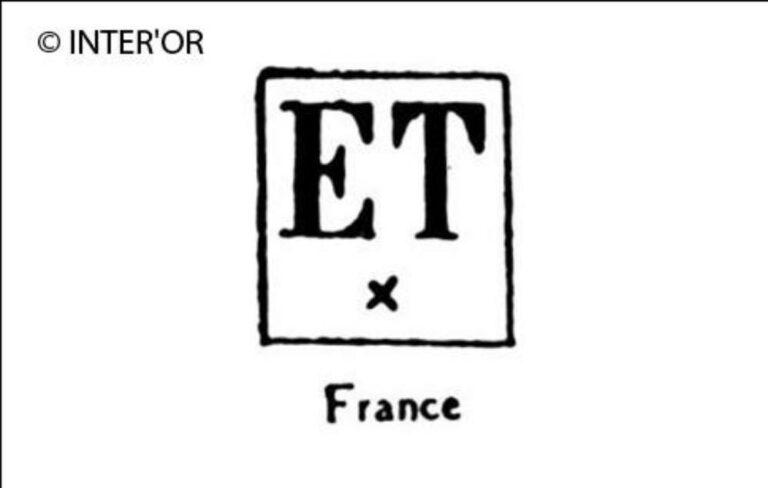 Poincon et (bureaux de province)