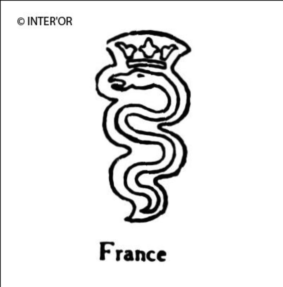 Serpent couronne