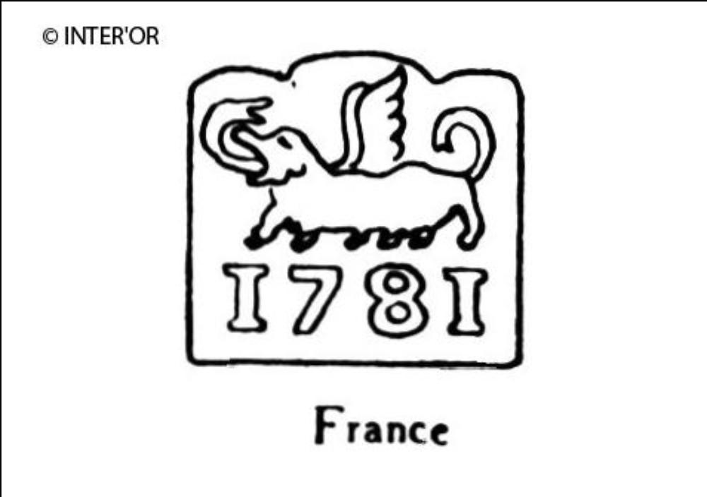 Tarasque sur 1781