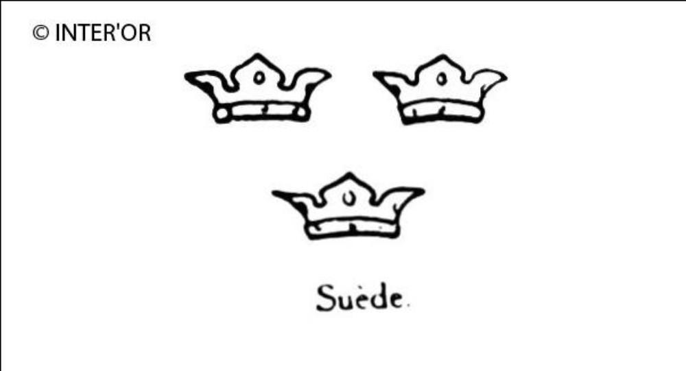 Trois couronnes